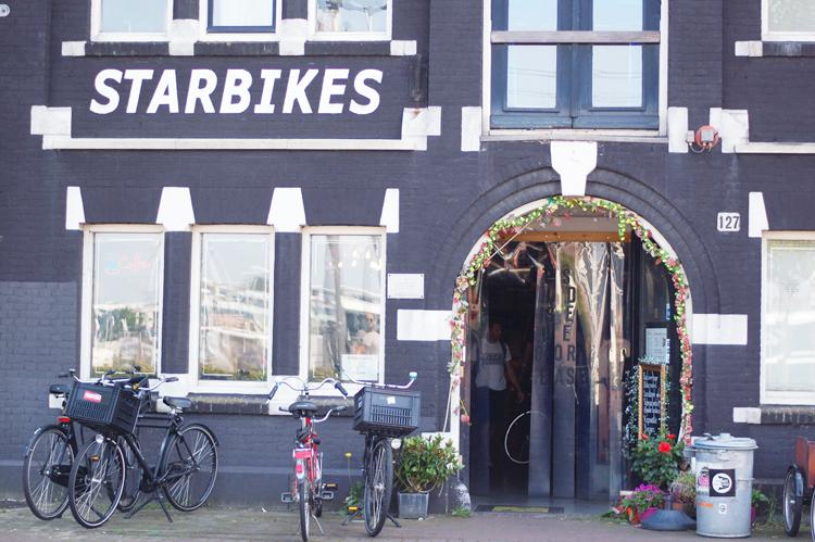 Copenhagencakes Amsterdam Starbikes Rental
