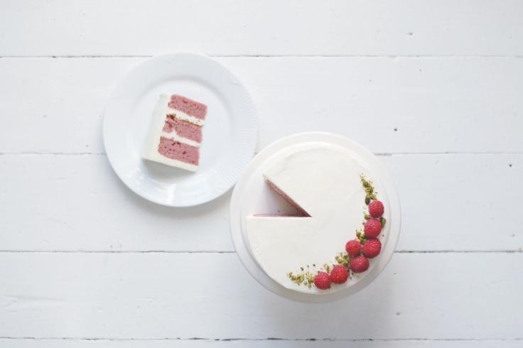 Copenhagencakes hindbærkage kogebog behind the scenes