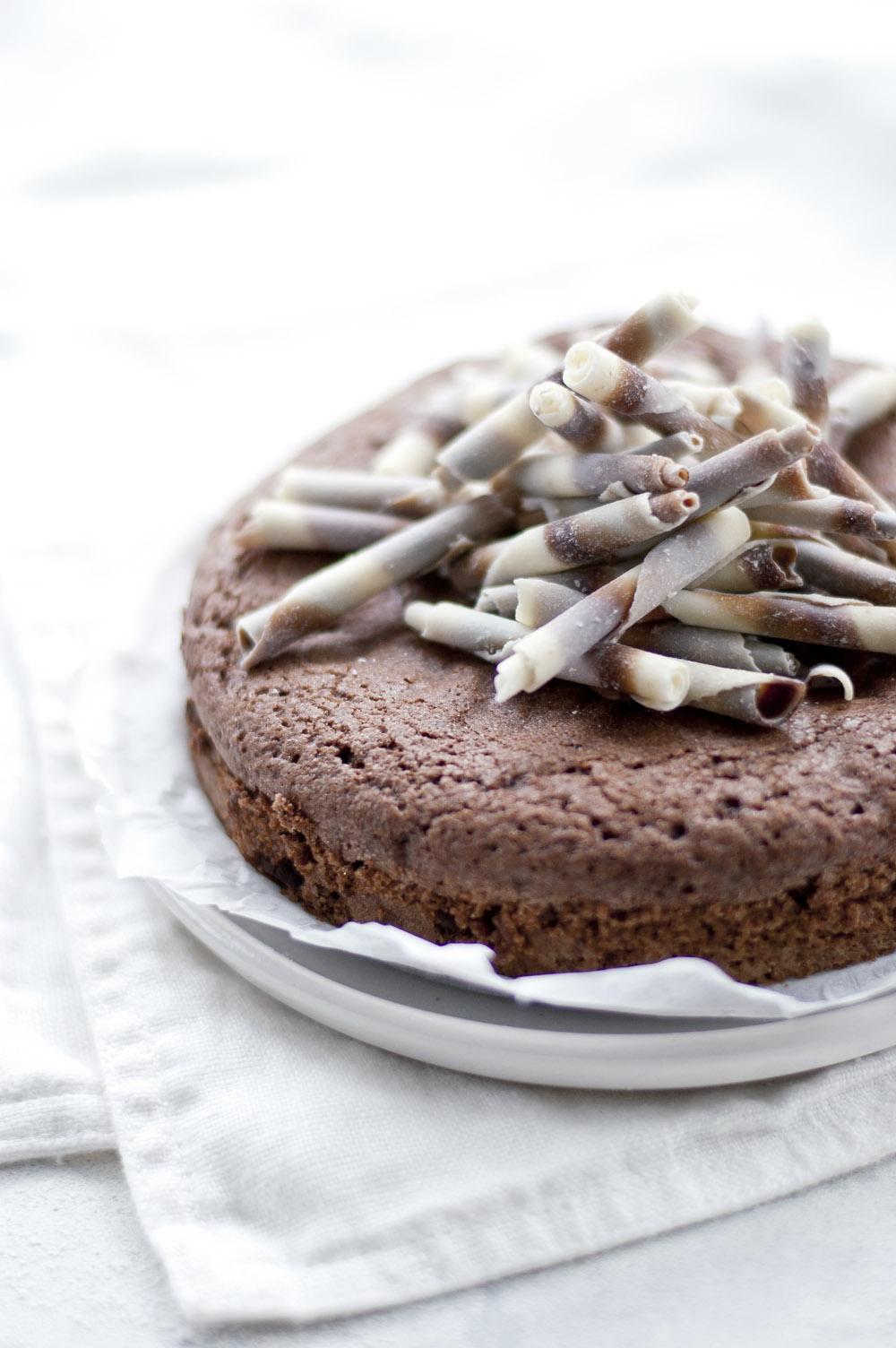 Copenhagen Cakes Copenhagencakes Chokoladekage