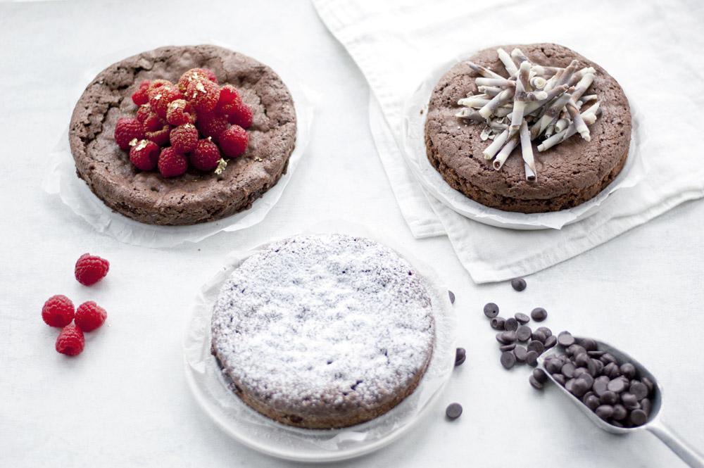 Copenhagen Cakes Copenhagencakes Chokoladekager
