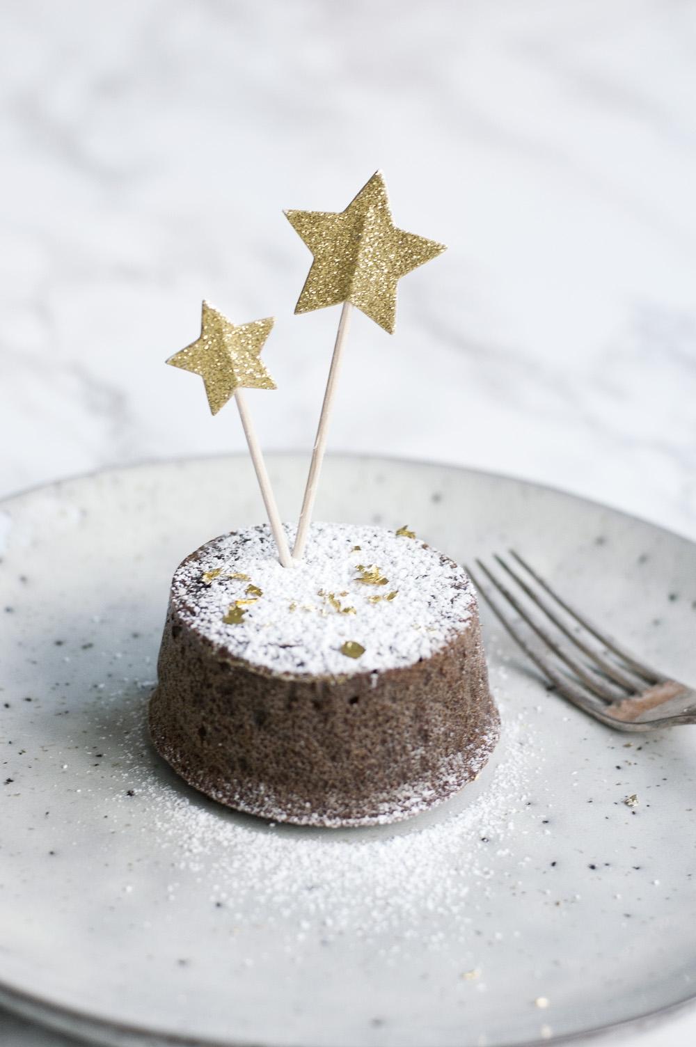 Copenhagen Cakes Copenhagencakes Chokoladefondant Chocolate Fondant New Years Dessert Nytaarsaften 2