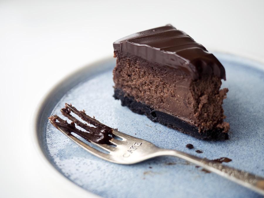 cheesecake chokolade opskrift