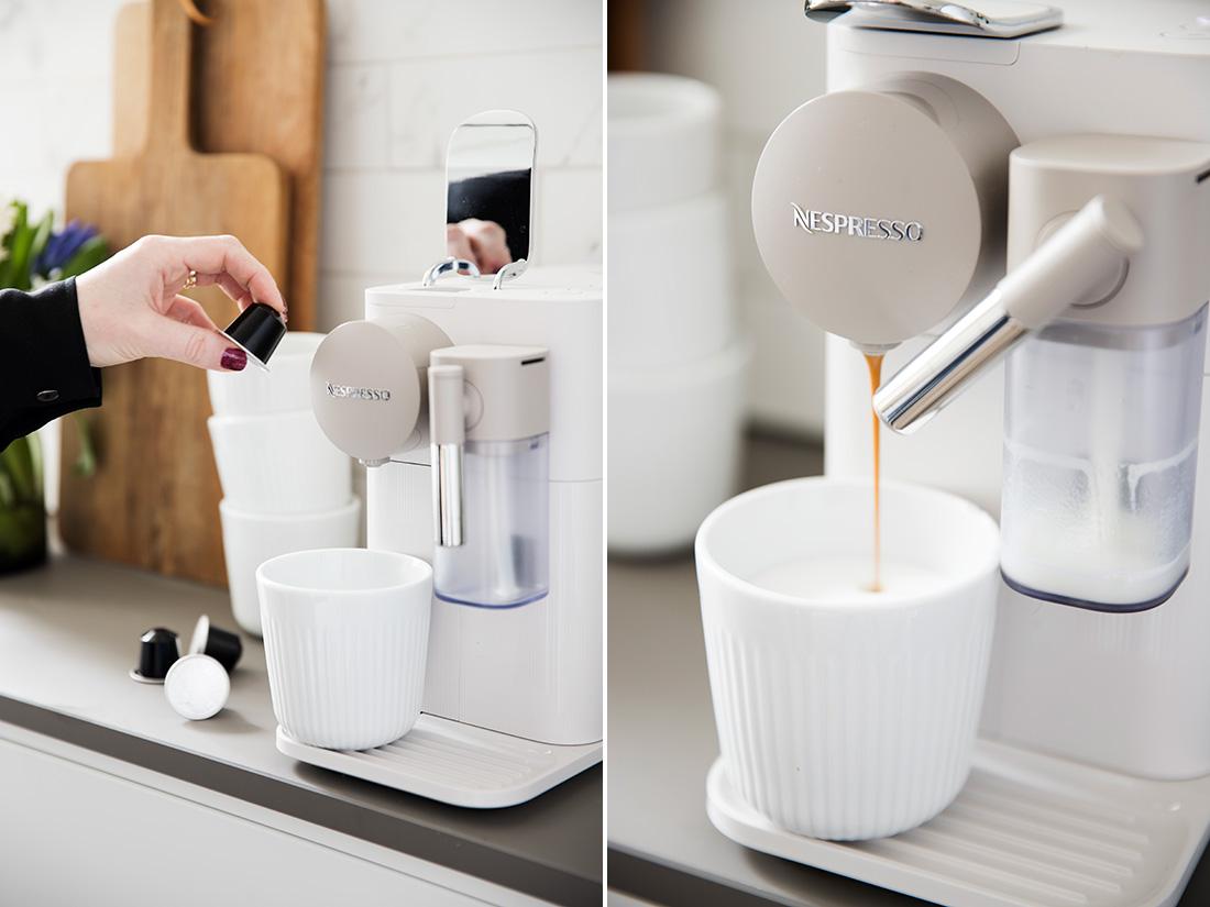 Vind Nespresso Lattissima One Kaffemaskine Copenhagen Cakes