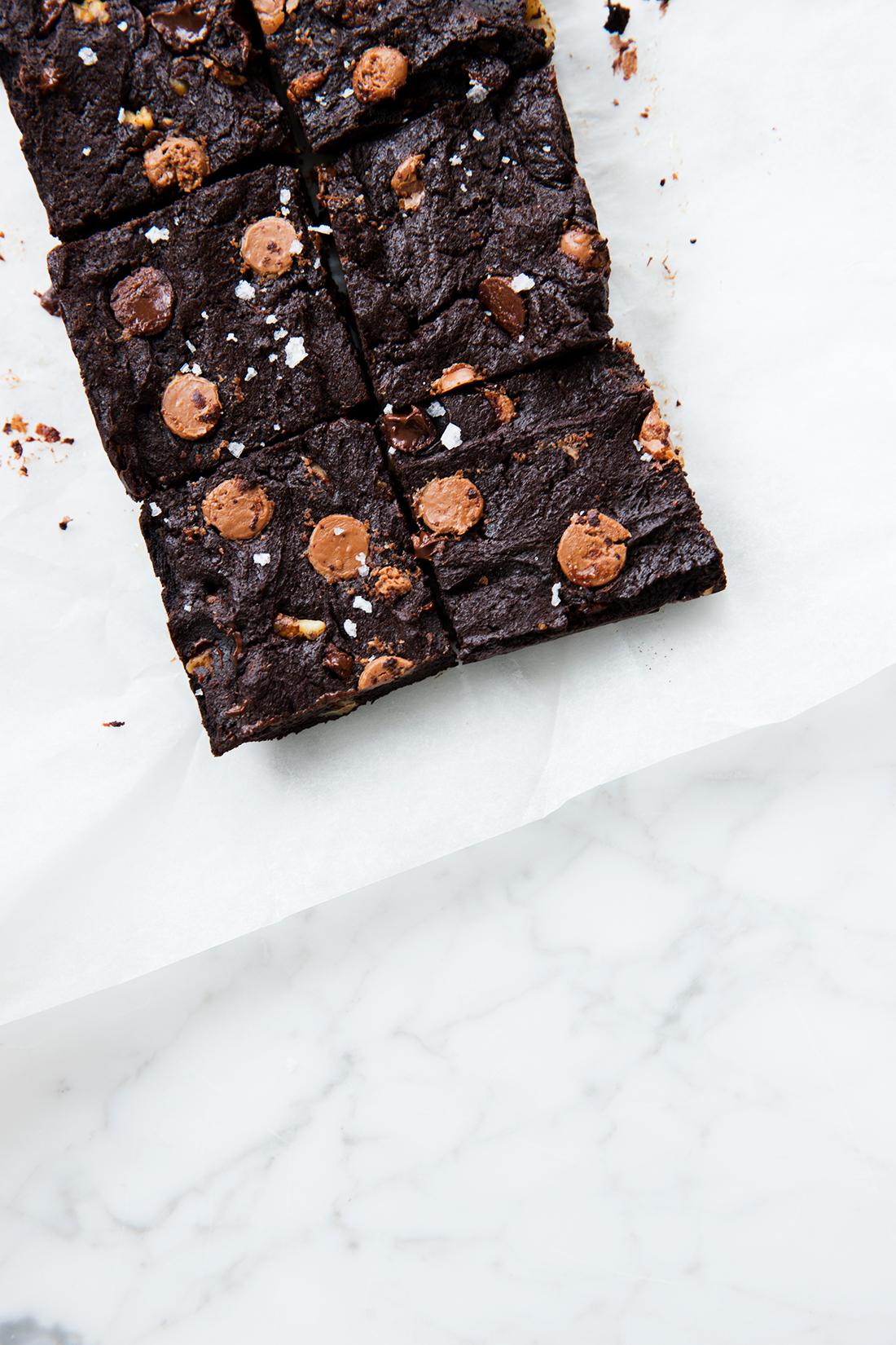 Sukkerfri Brownies Copenhagen Cakes